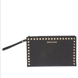 Michael Kors large clutch